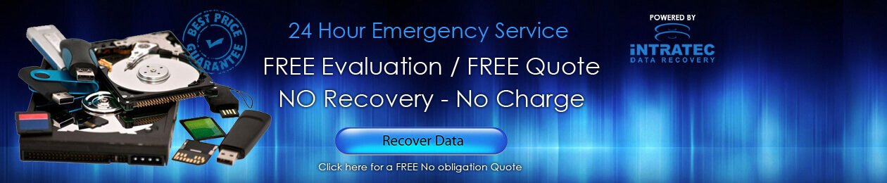 Free Evaluation - Intratec Data Recovery